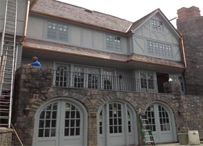 Gutter Installation In Bergen County Nj Alpine Cresskill
